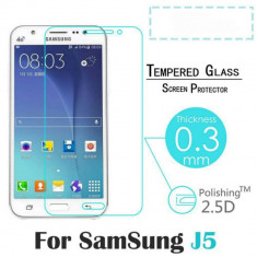 Folie sticla protectie ecran dedicata Samsung Galaxy J5 2015 - Folie de protectie