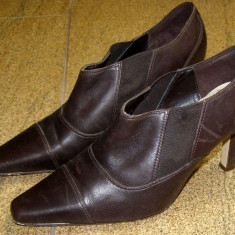 Pantofi dama marca Marks&Spencer marimea 38 (P158_1) - Pantof dama, Cu toc