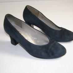 Pantofi dama marca Gabor interior exterior piele marimea 5 (echivalent 38 european ) (P519_1) - Pantof dama