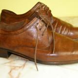 Pantofi barbati marca Manz interior exterior piele marimea marimea 8 ( echivalent 42 european ) (P465_1)