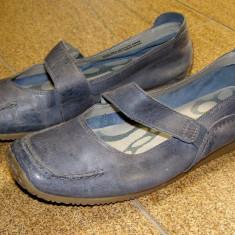 Pantofi dama marca Tamaris exterior piele marimea 40 (P119_1) - Pantof dama