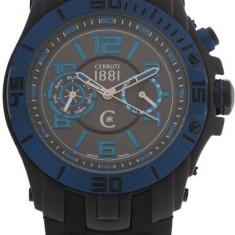 Ceas original Cerruti 1881 CRA070Q222H nou cu eticheta, cutie, garantie - Ceas barbatesc Cerruti, Quartz