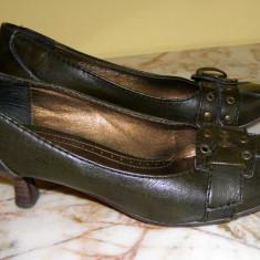 Pantofi dama marca - marimea 37 (P337_1) - Pantof dama, Cu talpa joasa