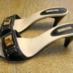 Papuci dama marca Zara marimea 37 (P281_1)