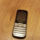 Samsung E2252 Duos - 89 lei - Telefon Samsung, Negru, Nu se aplica, Neblocat, Dual SIM, Fara procesor
