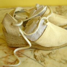 Sandale dama marca - sfoara marimea 38 (Q101_1)