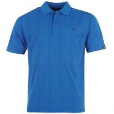 LICHIDARE DE STOC! Tricou barbati Nike Dunlop Polo Blue original - marimea M, Marime: M, Culoare: Albastru, Maneca scurta