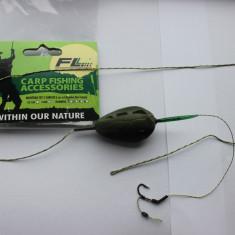 Montura Fir de par Completa Carp Fishing Folosita Concursuri Balti Private Mod1 - Monturi Pescuit