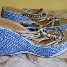 Papuci dama marca Favoritte Shoes marimea 39 (P432_1)