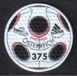 AUSTRIA 2008, Sport - Fotbal, serie neuzata, MNH, Nestampilat