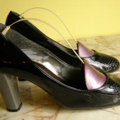 Pantofi dama marca Benvenuti interior piele marimea 37 (P378_1) - Pantof dama