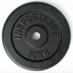 Greutate fier inSPORTline 10kg/30mm
