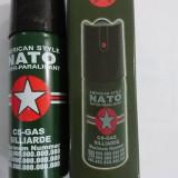 Spray autoaparare NATO 60 ml - 20 lei - Spray paralizant