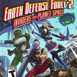 Earth Defense Force 2 Invaders From Planet Space Ps Vita
