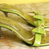 Papuci dama marca Udom Agg marimea 37 (P486_1)