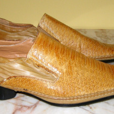 Pantofi barbati marca Dalao interior exterior piele marimea 44 (P341_1)