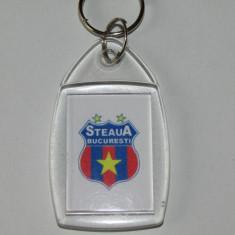 Breloc fotbal STEAUA BUCURESTI - jucatorul Marian Aliuta