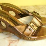 Papuci dama marca Meishina marimea 39 (P492_1)