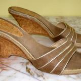 Papuci dama marca GVP marimea 38 (P433_1)