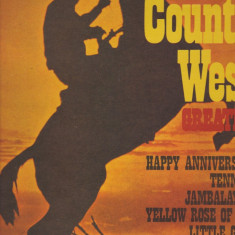 7 discuri vinil Country