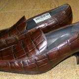 Pantofi dama marca Ara interior exterior piele marimea 4 1/2 ( echivalent 37.5 european ) (P224_1) - Pantof dama