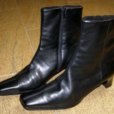Pantofi dama marca PK marimea 6 1/2 echivalent 37 (P207_1) - Ghete dama