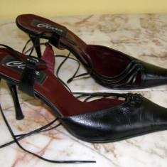 Pantofi dama marca Clara marimea 38 (P329_1) - Pantof dama