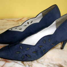Pantofi dama marca - exterior piele marimea 41 (P328_1) - Pantof dama