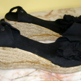 Sandale dama marca - sfoara marimea 37 (Q90_1)