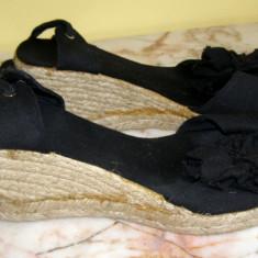 Sandale dama marca - sfoara marimea 37 (Q90_1), Culoare: Din imagine