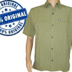 Camasa barbat Nike ACG - camasa originala, S, Maneca scurta, Verde
