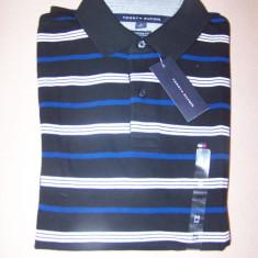 Tricouri Polo Barbatesti - Tommy Hilfiger, 100% bumbac, originale - Tricou barbati Tommy Hilfiger, Marime: S/M, Culoare: Din imagine, Maneca scurta