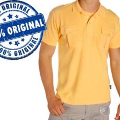 Tricou barbat Mishumo Polo - tricou original - tricou bumbac - Tricou barbati, Marime: S, Culoare: Din imagine, Maneca scurta