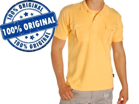 Tricou barbat Mishumo Polo - tricou original - tricou bumbac