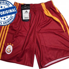 Pantalon copii Adidas Galatasaray - pantaloni originali, Marime: XS, S, Culoare: Din imagine