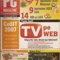 PC Magazine aprilie 2007 - Revista IT