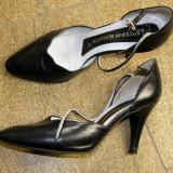 Sandale dama marca Peter Kaiser marimea 4.5 (echivalent 37.5 european) (P92_1)
