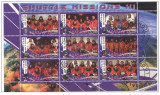 MALAWI 2010- COSMOS, AERONAUTICA, MISUNILE SHUTTLE 11 - COLITA STAMPILATA, Stampilat