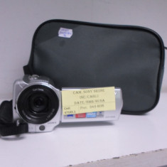Camera video sony sr58e (lct)