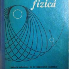 PROBLEME DE FIZICA de DORIN GHEORGHIU, SILVIA GHEORGHIU, Bucuresti 1975 - Carte Matematica