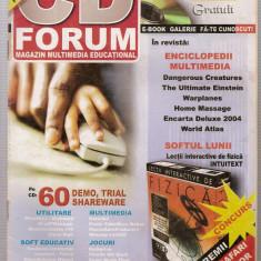CD Forum aprilie 2004 - Revista IT