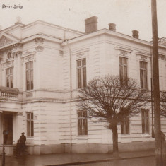 CALARASI, PRIMARIA - Carte Postala Oltenia dupa 1918, Necirculata, Fotografie