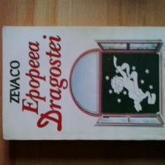 Epopeea dragostei-Michel Zevaco (Ciclul Pardaillan) - Carte de aventura