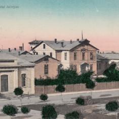 OLTENIA, CALARASI, SPITALUL JUDETIAN, CIRCULATA - Carte Postala Oltenia 1904-1918, Printata