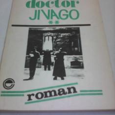 DOCTOR JIVAGO-BORIS PASTERNAK VOL 2 - Roman