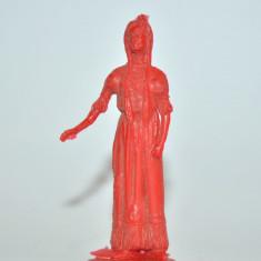 Figurina plastic Karl May - Nscho-tschi - anii '80 - Miniatura Figurina