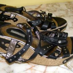 Sandale dama marca Taxi marimea 38 (Q87_1), Culoare: Din imagine