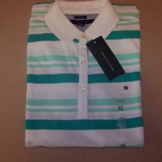 Tricouri Polo Dama, Tommy Hilfiger, 100% bumbac, originale - Tricou dama Tommy Hilfiger, Marime: XS/S, Culoare: Din imagine