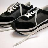 Adidas cu platforma marca marimea 39 (P574_1 )