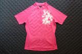 Tricou ciclism dame X-Fact model floral; marime 36, vezi dimensiuni; ca nou, Tricouri